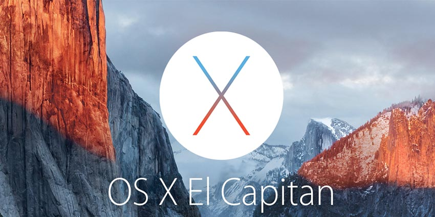 A la découverte du nouvel Mac OS X El Capitan