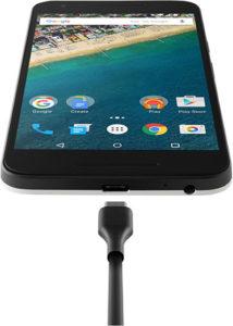 Nexus5X USB TypeC