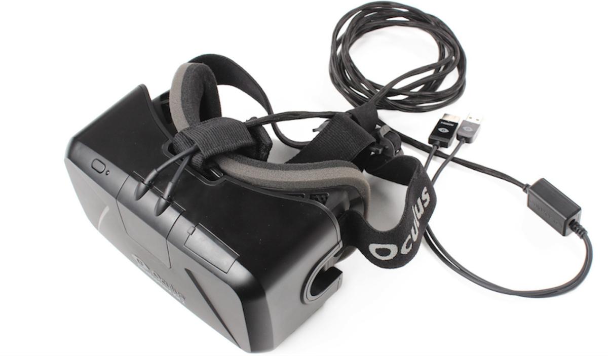 Des news de l'Oculus Rift