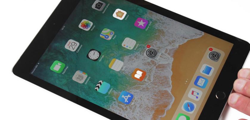 Opération à coeur ouvert : dans la famille iPad, je voudrais… la version 2018 !
