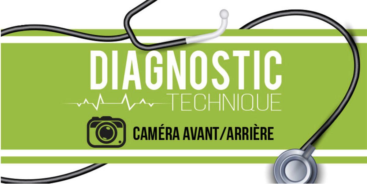 Problèmes de caméra : quelques diagnostics