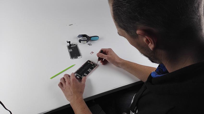 demontage iphone 6s