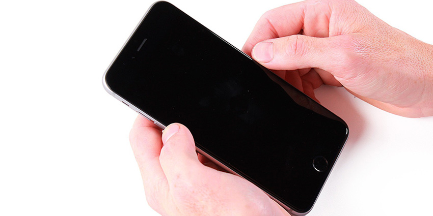 iPhone qui séteint tout seul