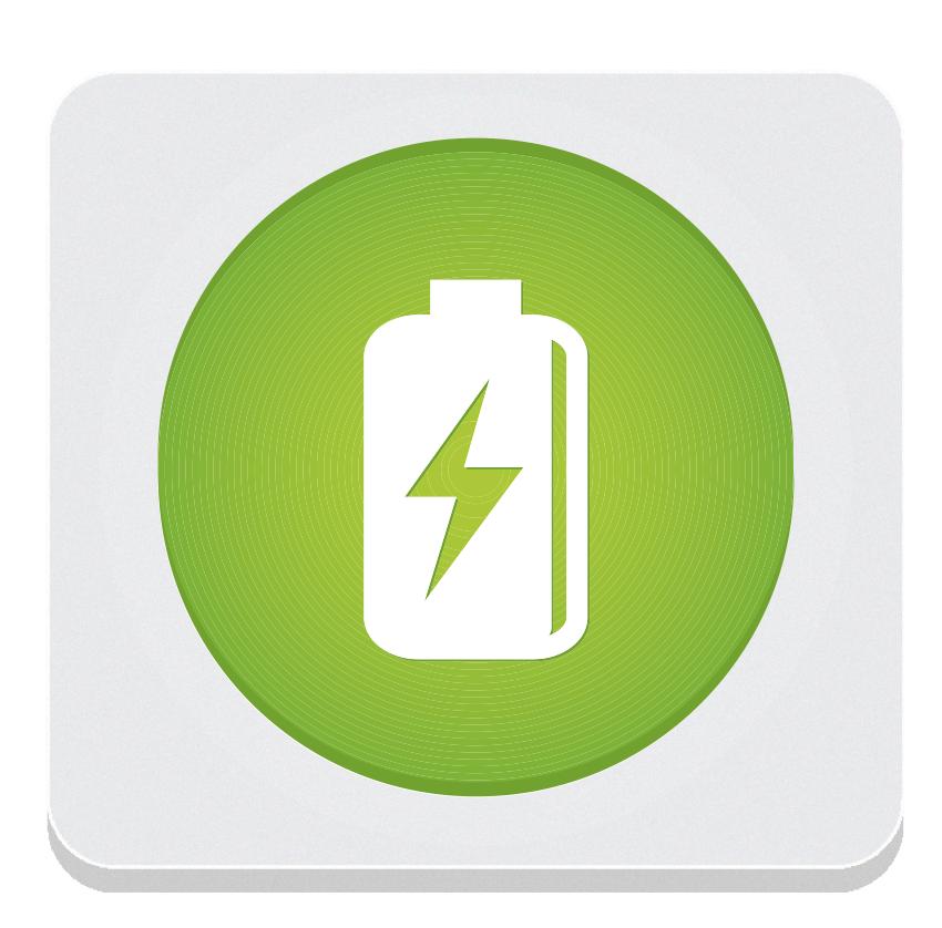 icône batterie