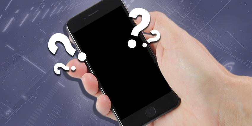 iPhone, écran noir ! Comment résoudre le problème ?!