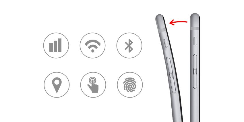 Problèmes iPhone 6 & 6 Plus : le Bendgate est toujours là !