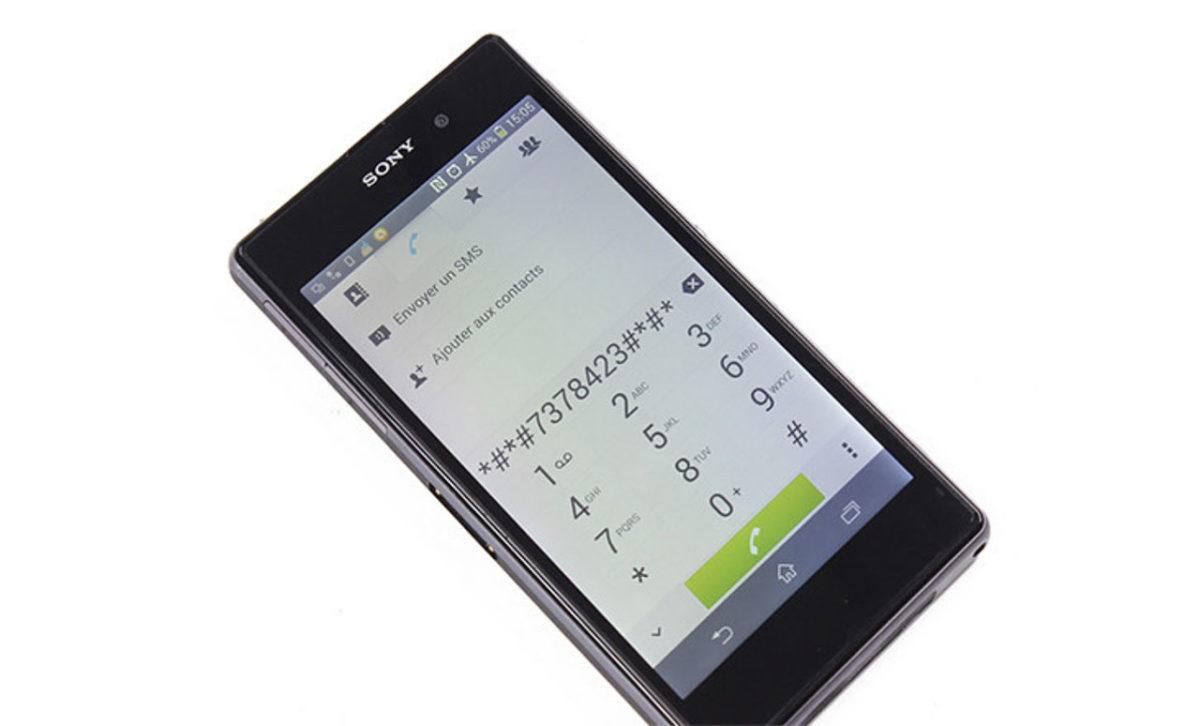 Accéder aux menus cachés et codes secrets de votre smartphone !