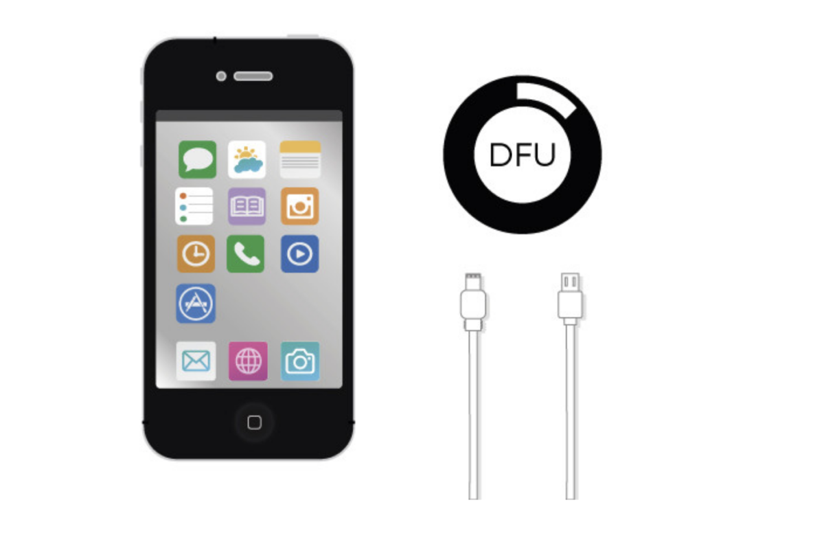 Mode DFU : la restauration de force sur iPhone / iPad / iPod
