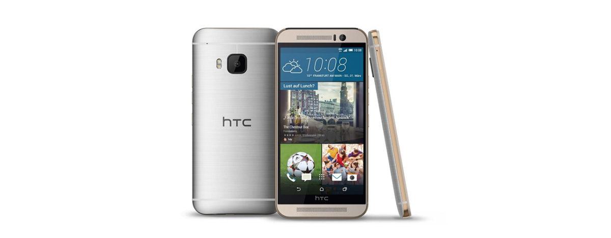 Le HTC One M9, le dernier né de la marque