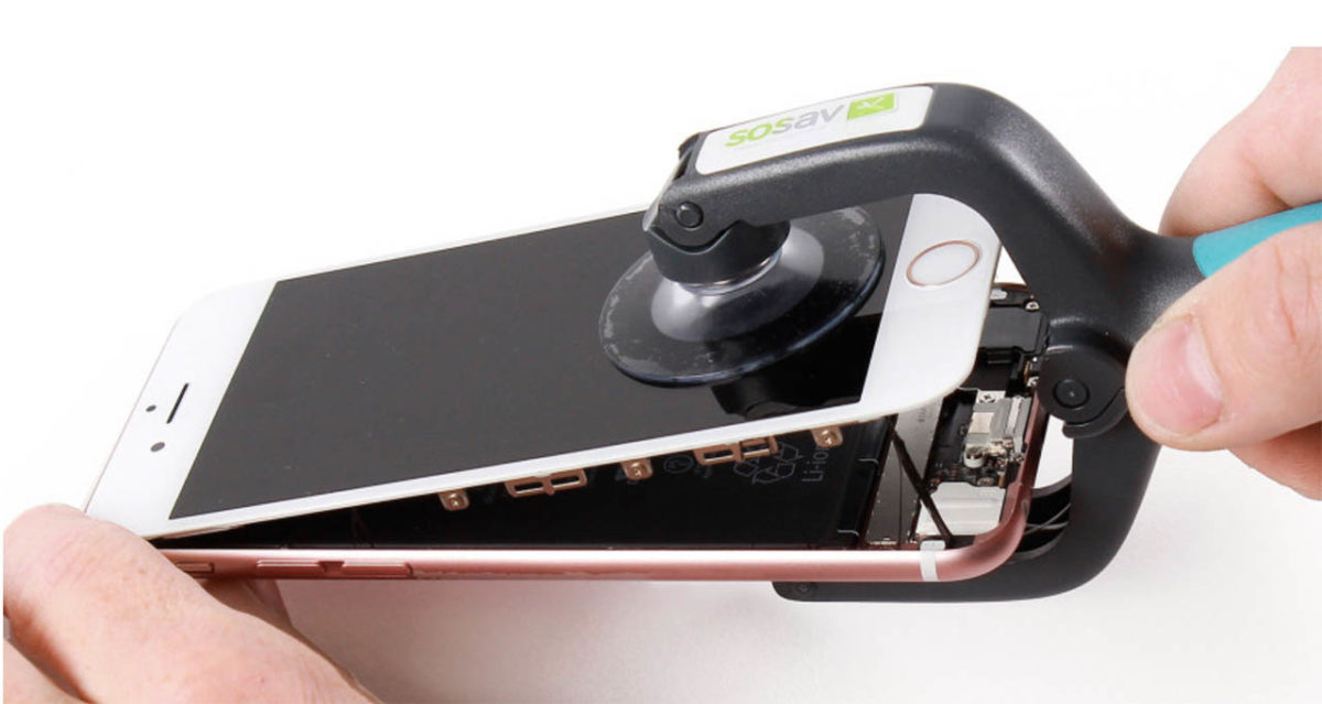 Après 10 ans, est-ce facile de réparer son iPhone ?