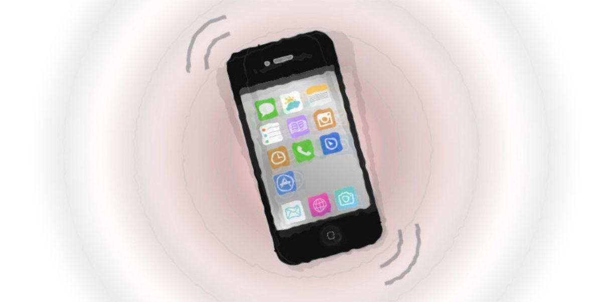 Mon iPhone vibre tout seul
