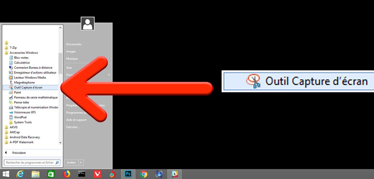 Comment Faire Une Capture Ecran Sous Windows 10 Sosav Blog
