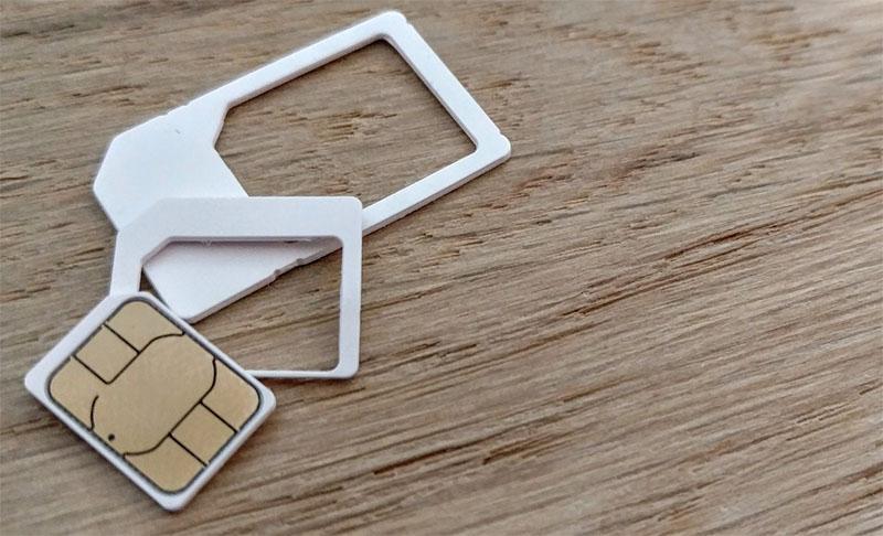 Micro SIM Nano SIm