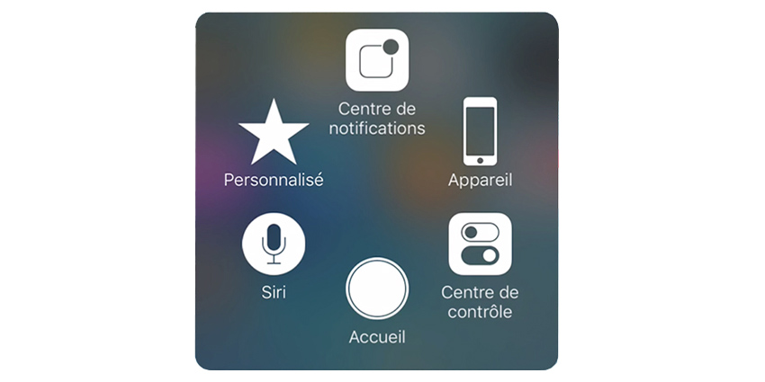 Comment activer l'Assistive Touch iPhone ?
