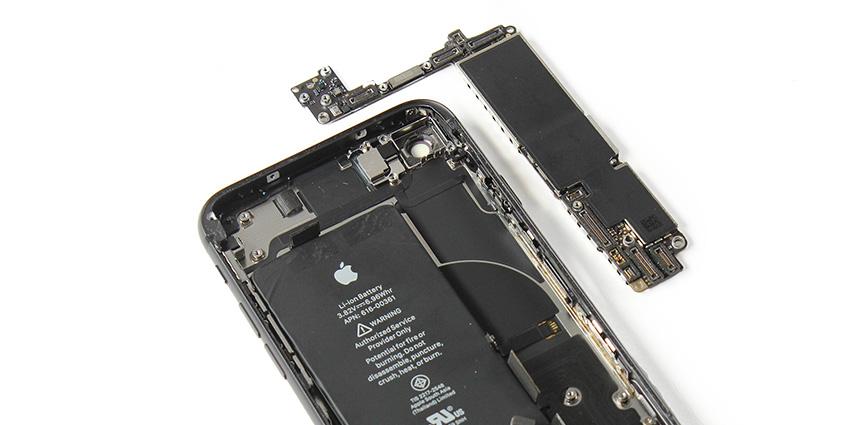 iPhone 8, problème de carte mère
