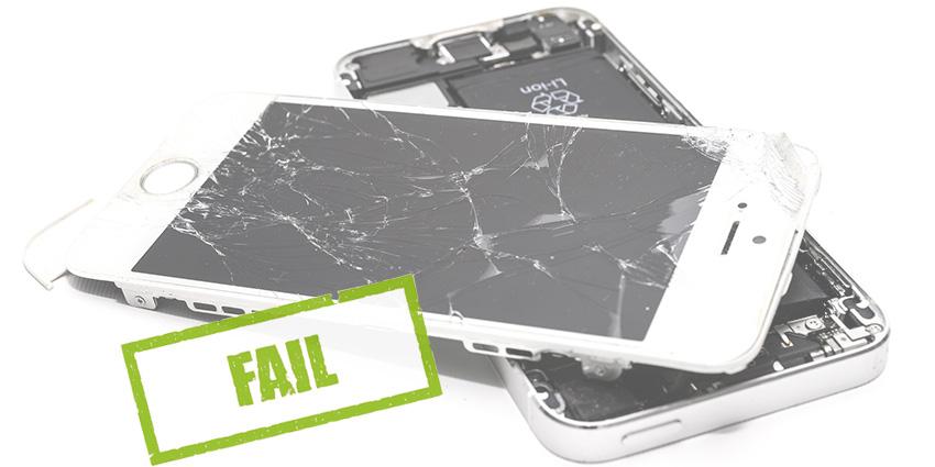 Darwin Awards smartphone : les pires casses de téléphone !