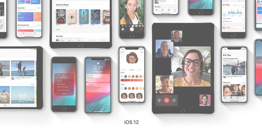 iOS 12 bêta, quoi de neuf ?