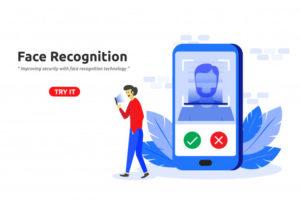reconnaissance faciale telephone