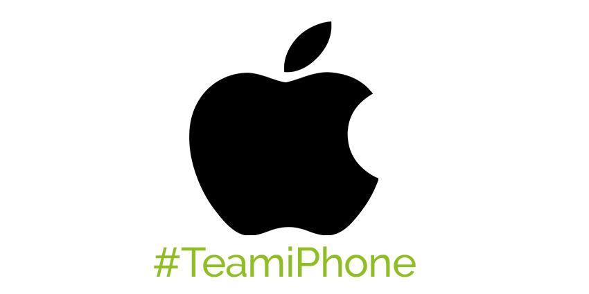 Top 5 qui prouvent qu'iOS est plus cool qu'Android #TeamiPhone