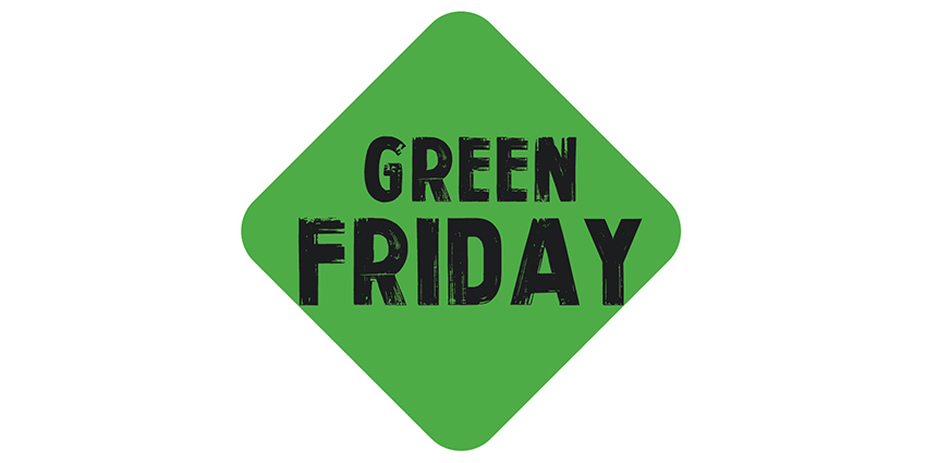 Exit le Black Friday, SOSav opte pour le Green Friday