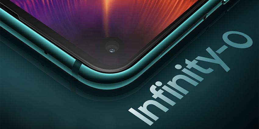 écran samsung infinity-o
