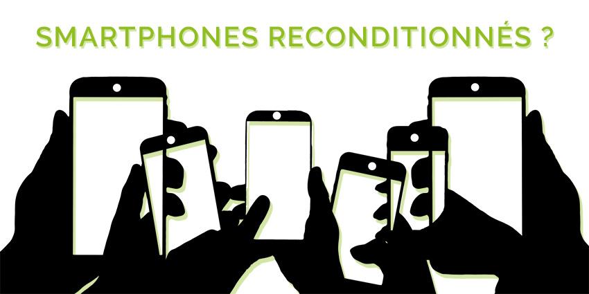 Smartphones reconditionnés : l'idée cadeau pour Noël !