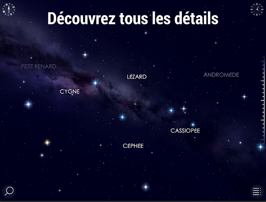 Application Star Walk 2