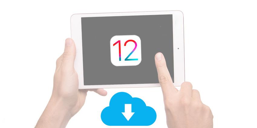 Problème restauration iOS 12 iPad