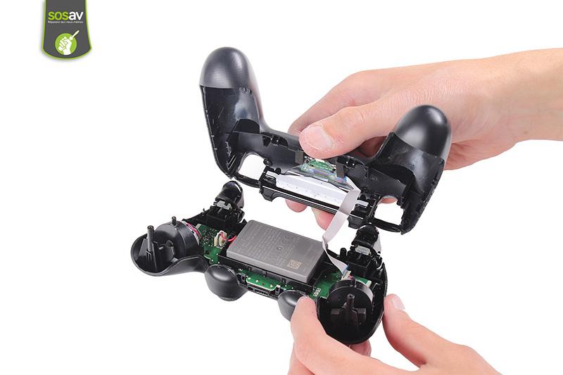 Réparation manette Dualshock 4
