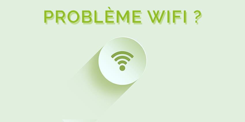 Mon smartphone ne capte plus le WiFi