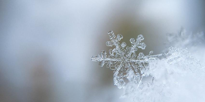 Sauver son smartphone tombé dans la neige