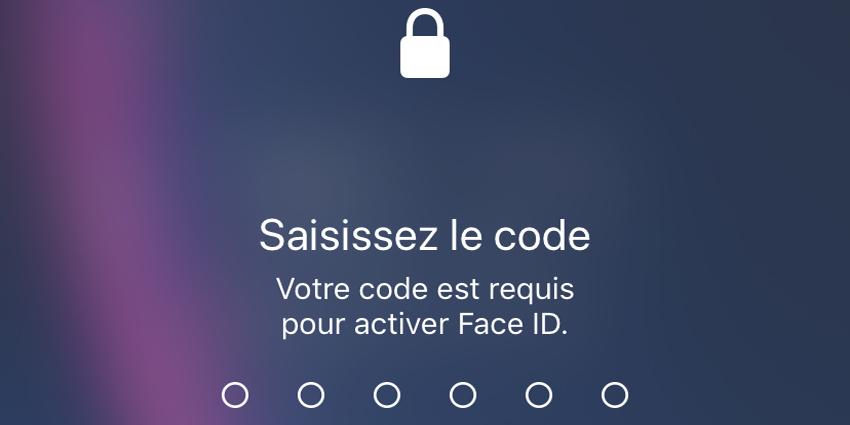 Face ID : pourquoi cela ne fonctionne pas toujours ?