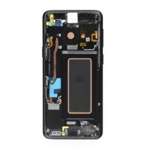 écran complet ouvert S9