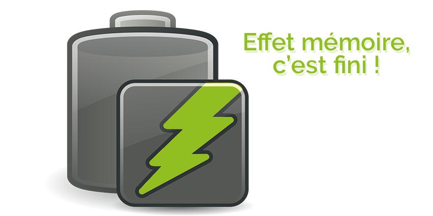 Batterie smartphone, l'effet mémoire c'est fini depuis longtemps !