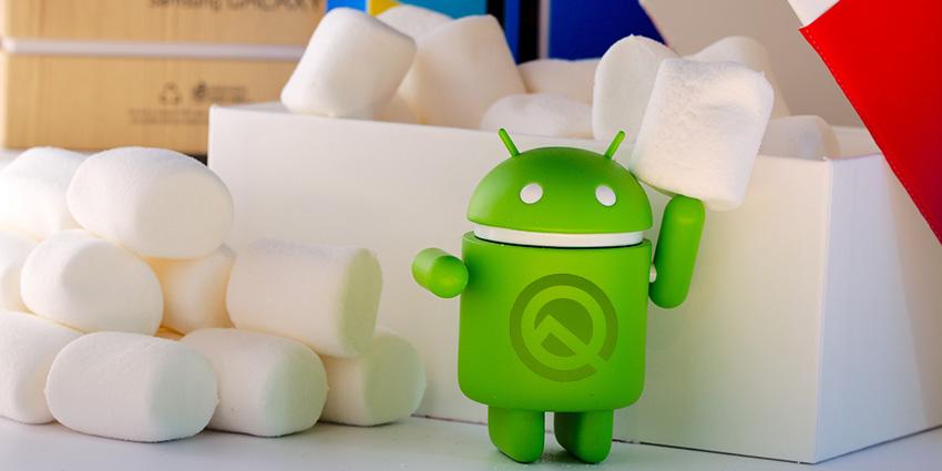 Nouveautés Android Q