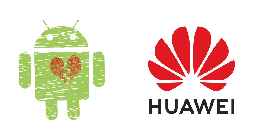 Android et Huawei