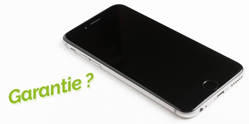 Connaître sa garantie Apple
