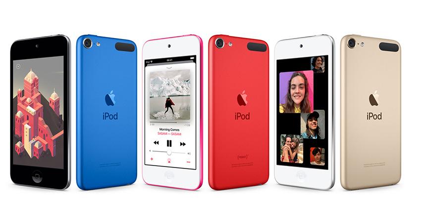 L'iPod Touch renaît de ses cendres !