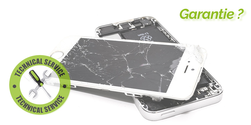 Garantie smartphone, ça couvre quoi ?