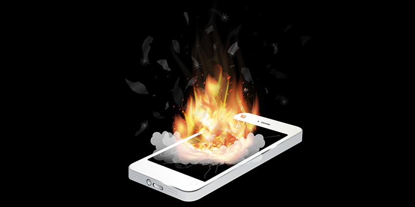 Pourquoi faire sécher son smartphone mouillé sur un radiateur est DANGEREUX