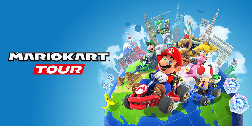 L'application Mario Kart Tour bientôt disponible !
