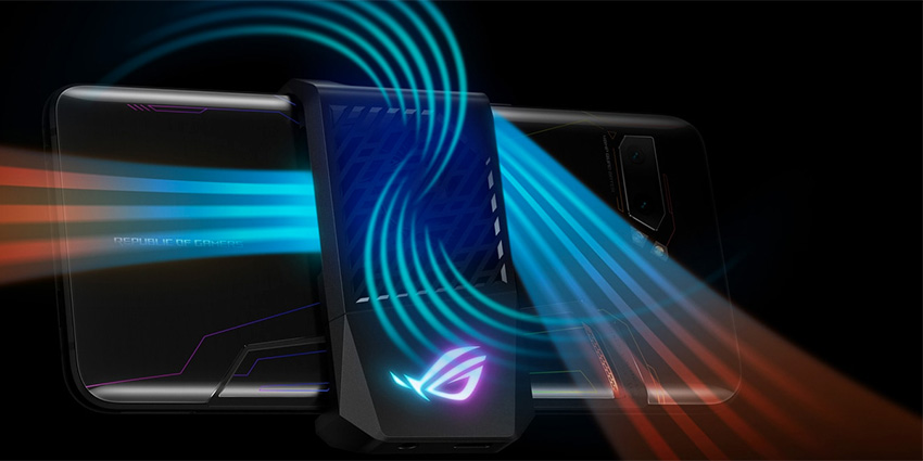 Rog Phone 2, le smartphone pour gamer !