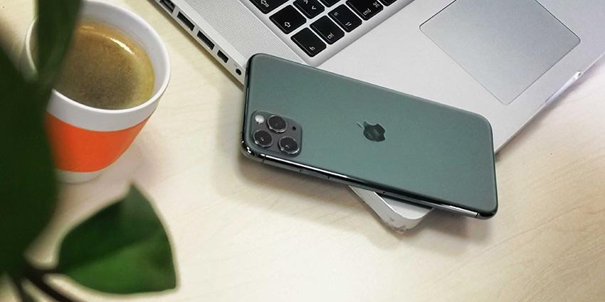 L'arrivée de l'iPhone 11 Pro Max !