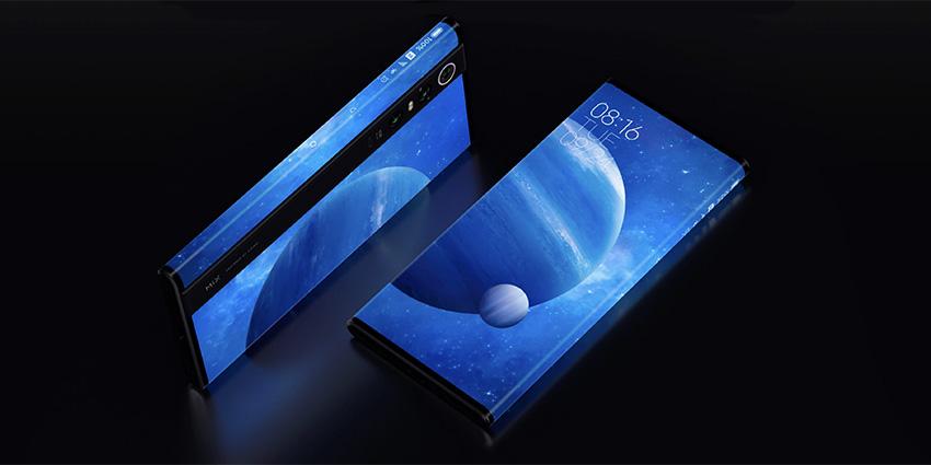 Prochainement chez Xiaomi : le Mi Mix Alpha