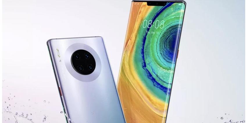 Huawei Mate 30 lancé sans Android