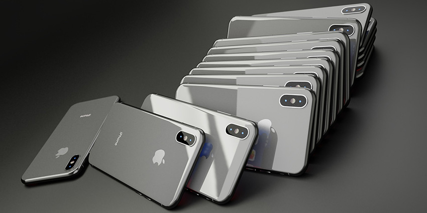 Bientôt 2 milliards d'iPhone sur terre !