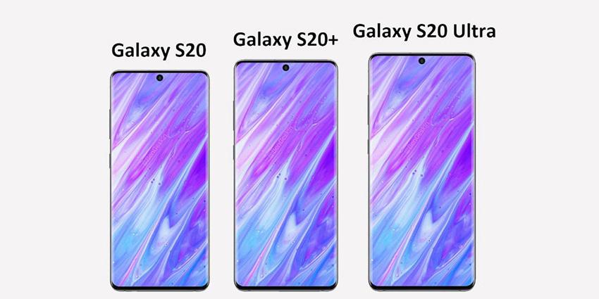 Les rumeurs sur le Galaxy S20