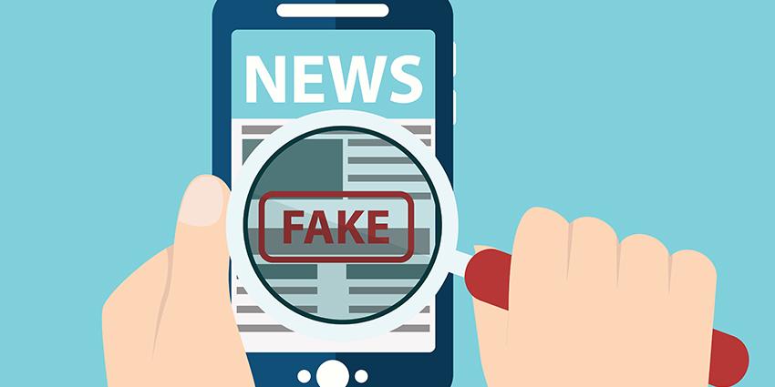 Application coronavirus fake news.