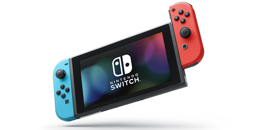 Réparation Nintendo Switch, les pannes possibles