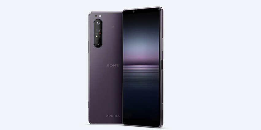 Sony Xperia 1 II, le smartphone format 21:9